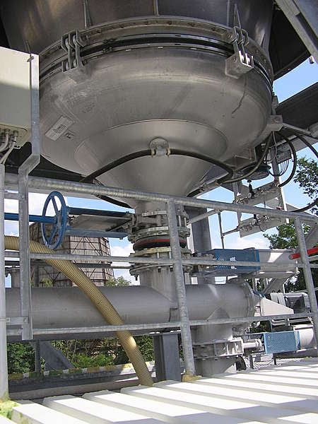 Solids Solutions Group :: Discharging devices :: Mechanical